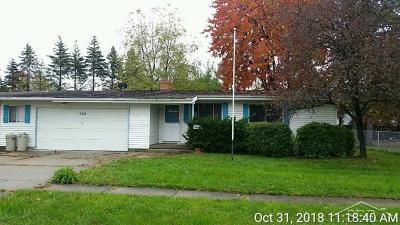 Saginaw Single Family Home For Sale: 969 Atlanta