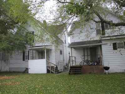 Bay City Multi Family Home For Sale: 309 Adams