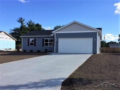 Saginaw Single Family Home For Sale: 2337 Moonglow