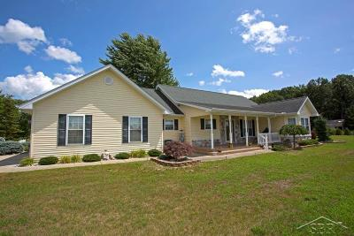 Saginaw Single Family Home For Sale: 4025 S Graham Road