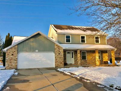 Saginaw Single Family Home For Sale: 5550 Cathedral