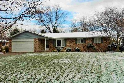 Saginaw Single Family Home For Sale: 3592 Ruskview Dr