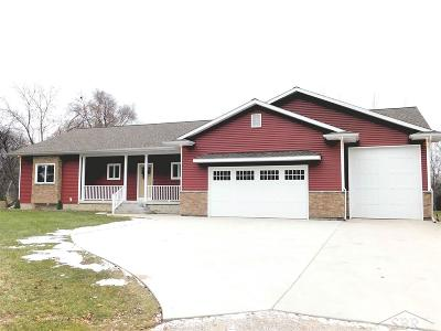 Saginaw Single Family Home For Sale: 5343 McCarty