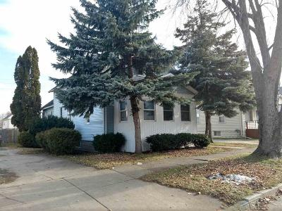Bay City Single Family Home For Sale: 1113 S Grant