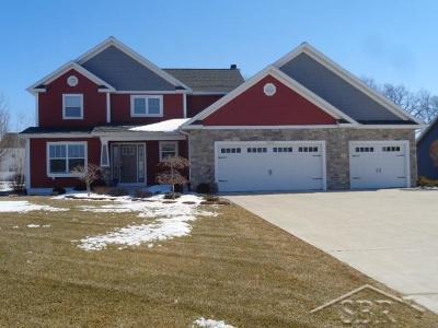 Freeland Single Family Home For Sale: 8312 Summer Ridge