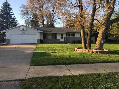 Saginaw Single Family Home For Sale: 4442 Shattuck