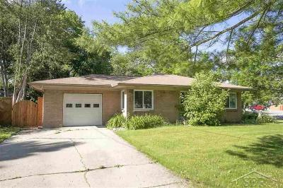 Midland Single Family Home For Sale: 4003 Castle Dr