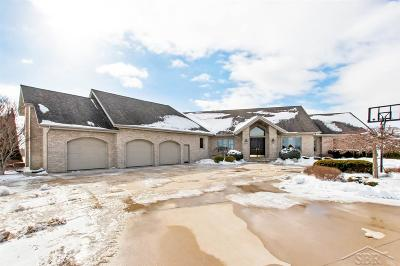 Freeland Single Family Home For Sale: 8429 Hospital