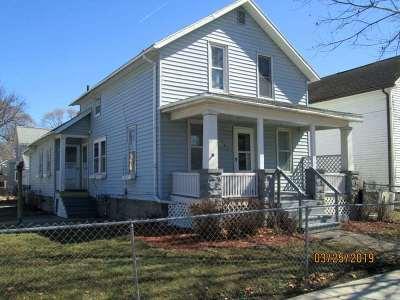 Bay City Multi Family Home For Sale: 401 S Vanburen