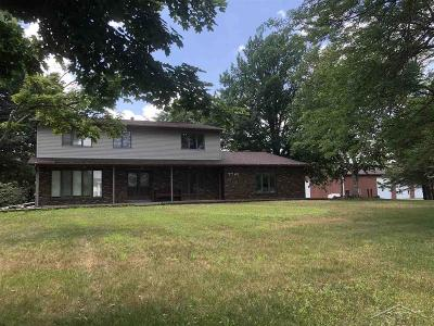 Saginaw Single Family Home For Sale: 7765 McCarty