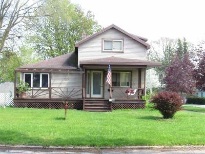 Bay City Single Family Home For Sale: 811 Germania Street
