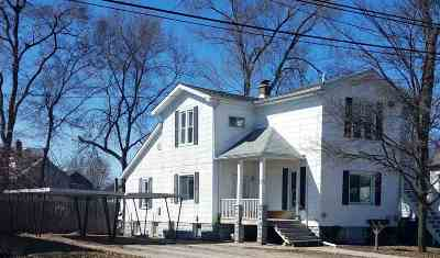 Bay City Multi Family Home For Sale: 403 State