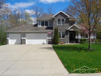 Saginaw Single Family Home For Sale: 3982 Preserve