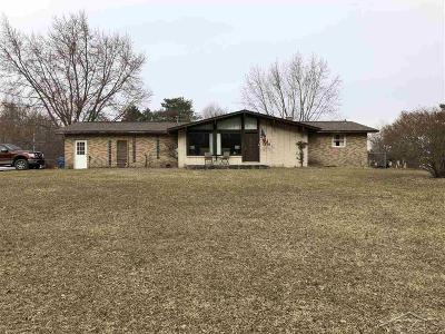 Midland Single Family Home For Sale: 2628 S Kane Road