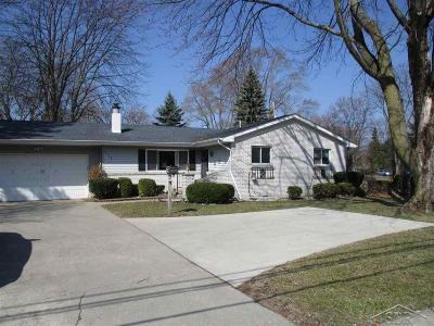 Saginaw Single Family Home For Sale: 2479 Hemmeter