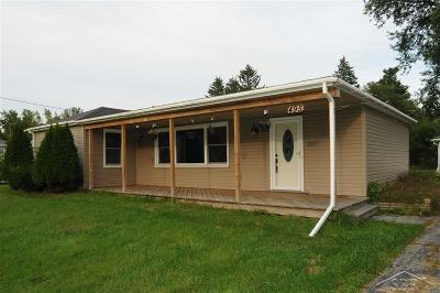 Saginaw Single Family Home For Sale: 495 Swanson