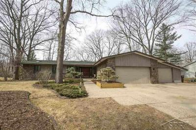 Midland Single Family Home For Sale: 892 Crooked Tree Lane