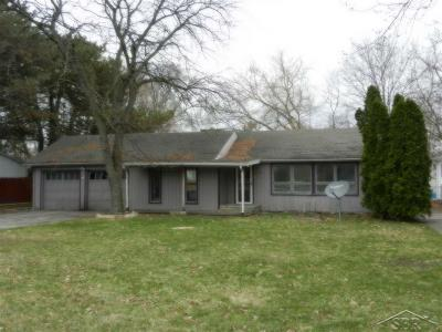 Saginaw Single Family Home For Sale: 1926 Weiss Street