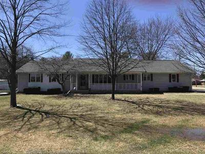 Saginaw Single Family Home For Sale: 3193 Sherwood