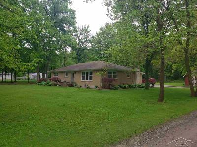 Saginaw Single Family Home For Sale: 12691 W Gratiot