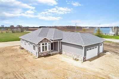 Midland Single Family Home For Sale: 2510 Eagle Ridge Dr.