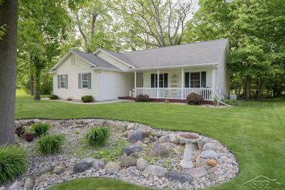 Saginaw MI Single Family Home For Sale: $189,000