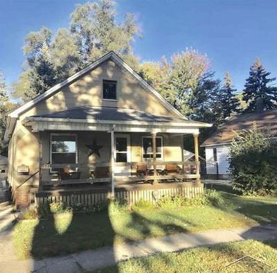 Saginaw MI Single Family Home For Sale: $29,900