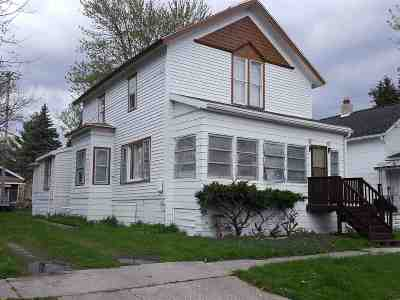 Bay City Multi Family Home For Sale: 1415 Marsac