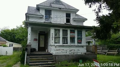 Saginaw Single Family Home For Sale: 1107 State