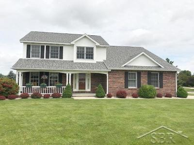 Saginaw Single Family Home For Sale: 6816 Spring Meadow Dr.