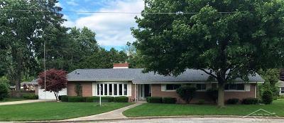 Saginaw Single Family Home For Sale: 2750 Clairmount