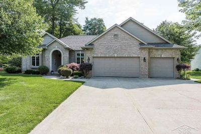 Saginaw Single Family Home For Sale: 2074 Manchester Drive