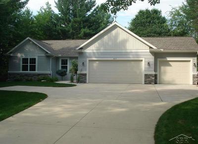 Midland Single Family Home For Sale: 6115 Oak Hollow
