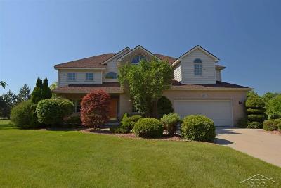 Saginaw Single Family Home For Sale: 5261 Oakbrook