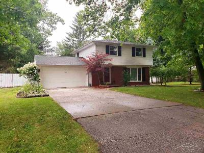 Saginaw Single Family Home For Sale: 7740 Lydia