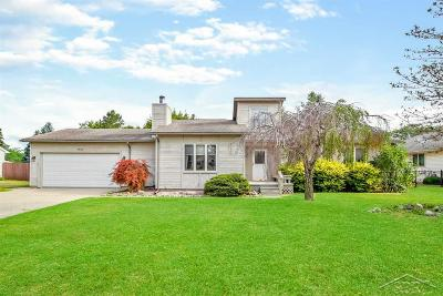 Saginaw Single Family Home For Sale: 6622 McCarty