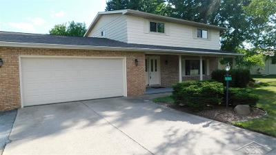 Saginaw Single Family Home For Sale: 5161 McCarty