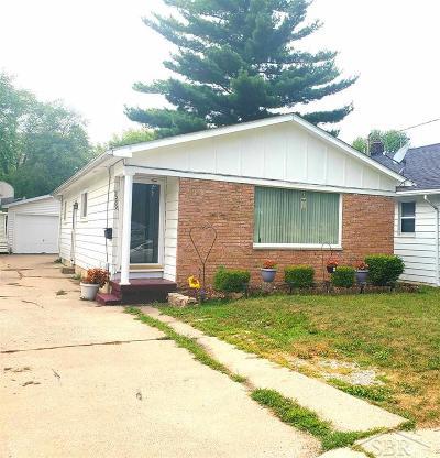 Saginaw Single Family Home For Sale: 2289 N Carolina Street