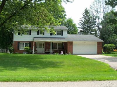 Saginaw Single Family Home For Sale: 1670 Vancouver Drive