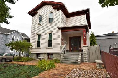 Bay City Multi Family Home For Sale: 206 S Walnut St.