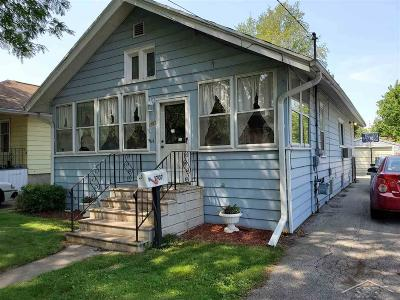 Saginaw Single Family Home For Sale: 1707 N Charles