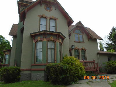 Manistee County Single Family Home For Sale: 421 First Street