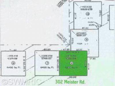 Residential Lots & Land For Sale: 302 Meister Road