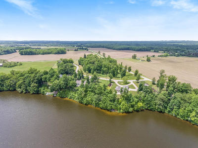 Oceana County Residential Lots & Land For Sale: 1 Harrison Road
