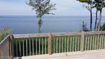 Ludington Residential Lots & Land For Sale: Blue Water