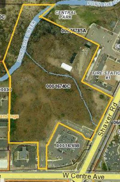 Kalamazoo County Residential Lots & Land For Sale: 412 W Centre Avenue