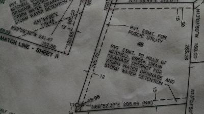 Big Rapids Residential Lots & Land For Sale: 46 Mitchell Creek Trail