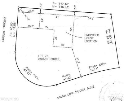 Plainwell Residential Lots & Land For Sale: 330 Lagoon