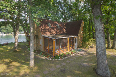 Richland Single Family Home For Sale: 1309 W Gull Lake Drive