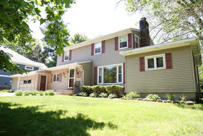 Saugatuck, Douglas Single Family Home For Sale: 160 Taylor Street